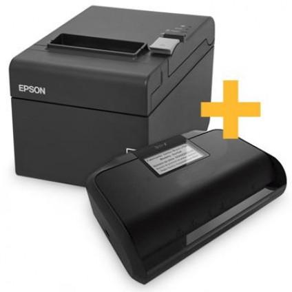 Kit Sat Epson + Impressora Epson TM-T20 (USB)