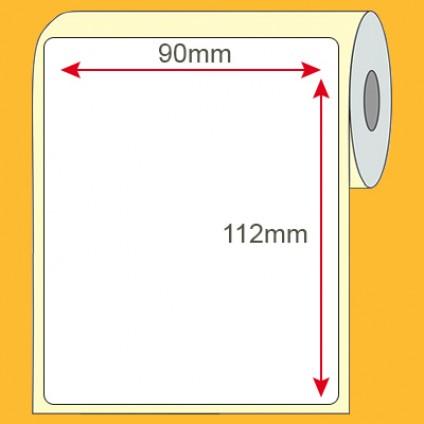 Etiqueta adesiva 90x112mm