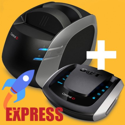 Kit Sat Fiscal + Impressora de Cupom Express