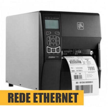 Impressora de Etiquetas Zebra ZT230 eth