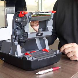 Alterando a Linguagem da Impressora Honeywell PC42t