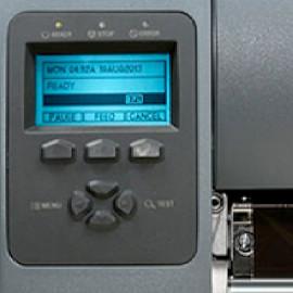 Como mudar a linguagem de programação da impressora Datamax Allegro Flex